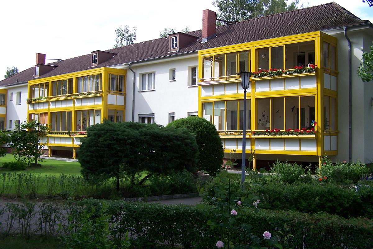 Baugenossenschaft Freie Scholle Zu Berlin Siedlung Alt Wittenau