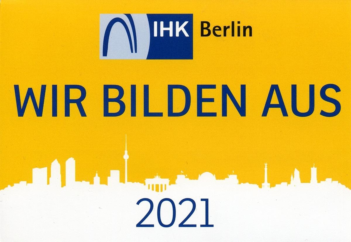 Freie Ausbildungsplätze Berlin 2021